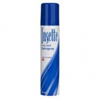 Insette extra hold hairspray 75ml (Code 1506)